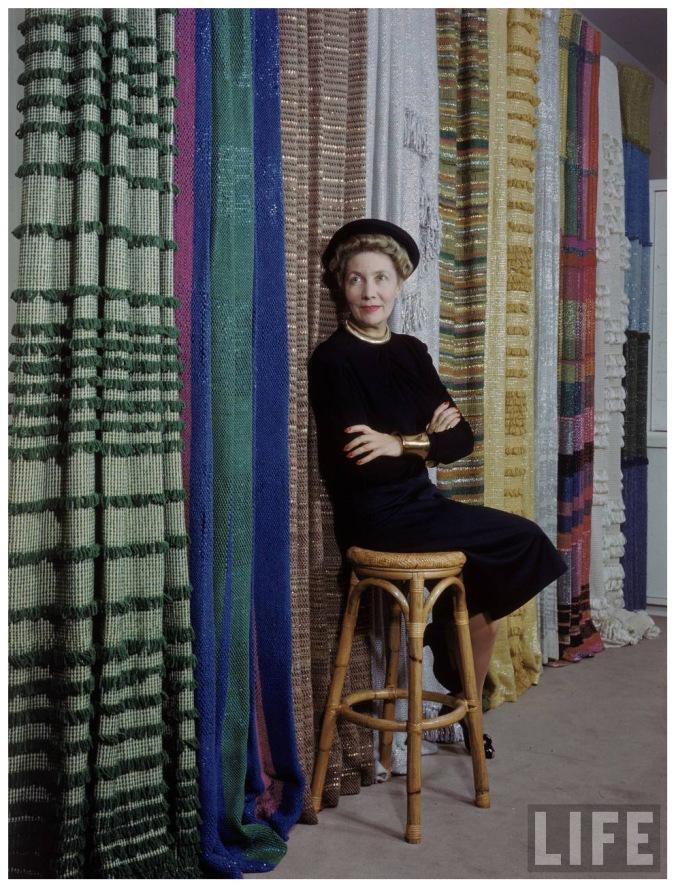 weaver-dorothy-liebes-working-on-a-loom-in-her-studio-charles-e-steinheimer-1947