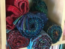 inventoried scarves
